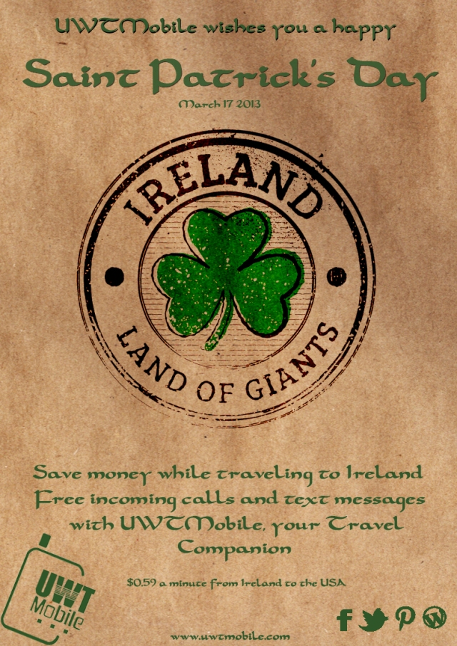 For ST Patrick's Day, Discover how to save money while in Ireland